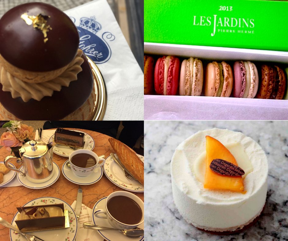 meilleures patisseries paris