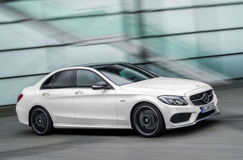 location voiture luxe mercedes classe c 43 amg